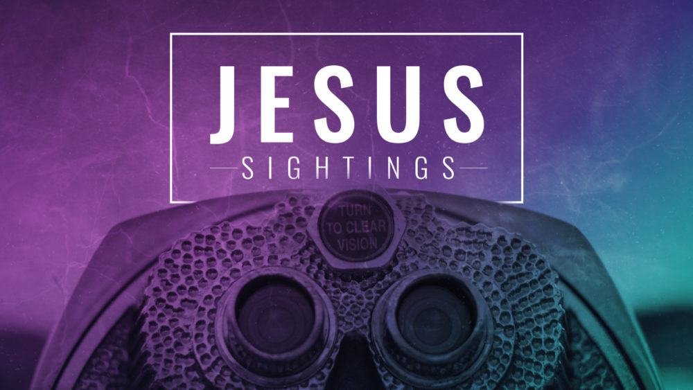 Jesus Sightings