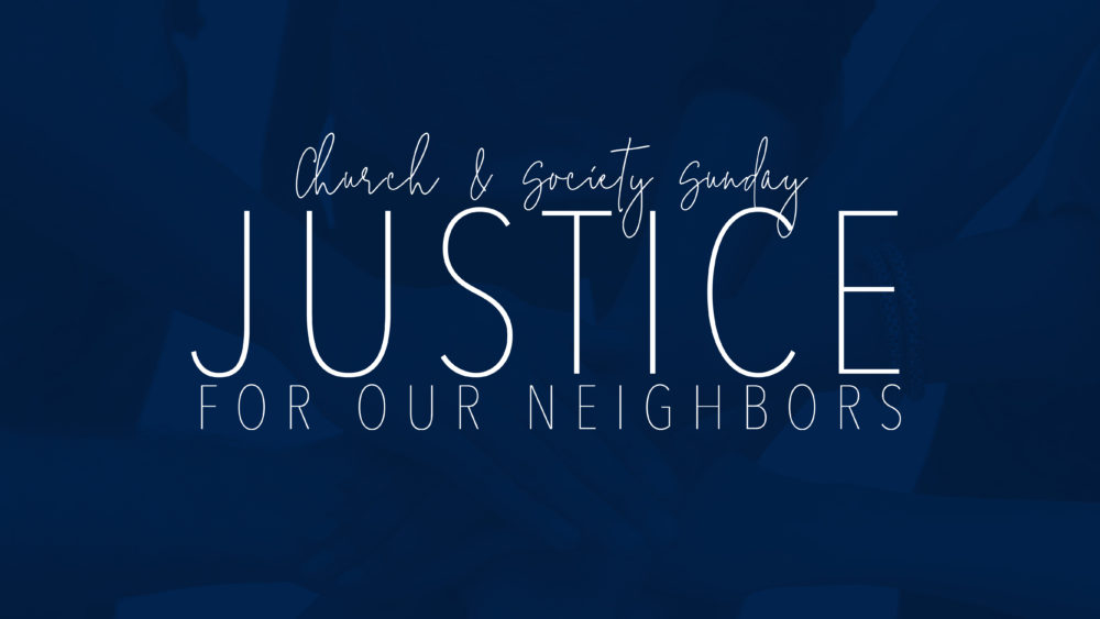 Justice for Our Neighbors