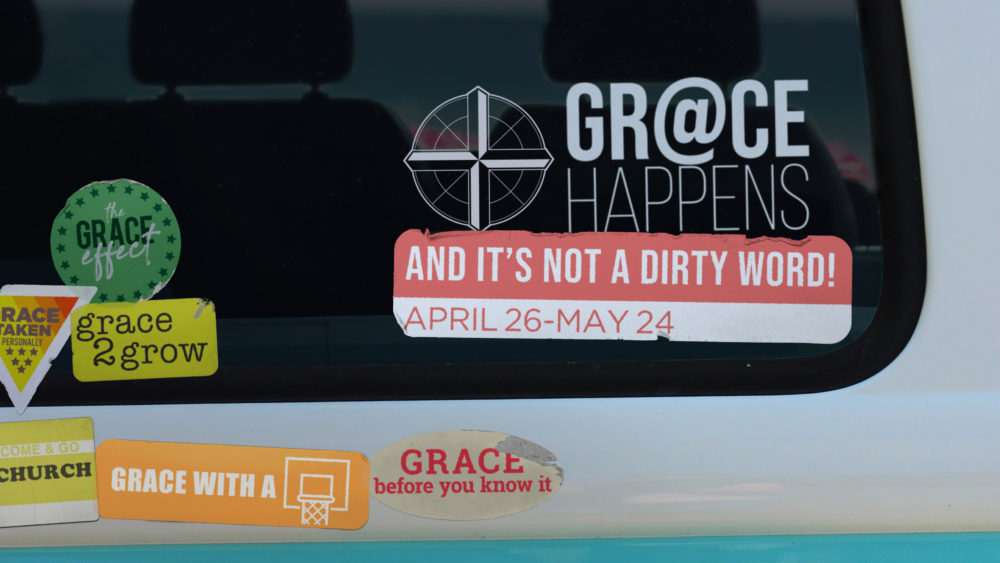 Grace Happens: Multiplying Grace Image