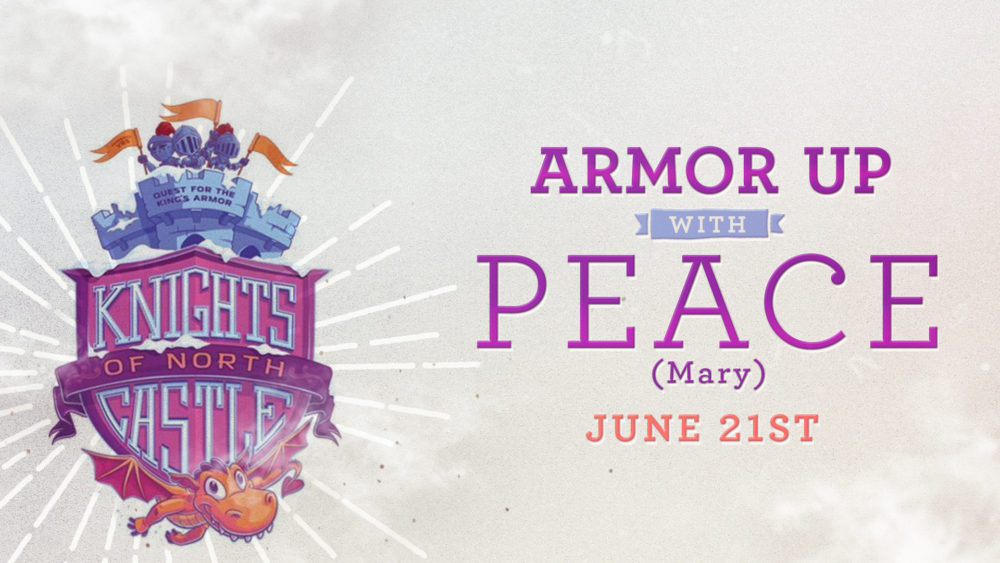 Armor Up with Peace Image