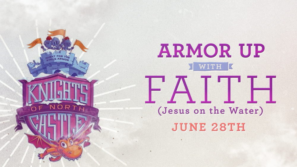 Armour Up with Faith Image