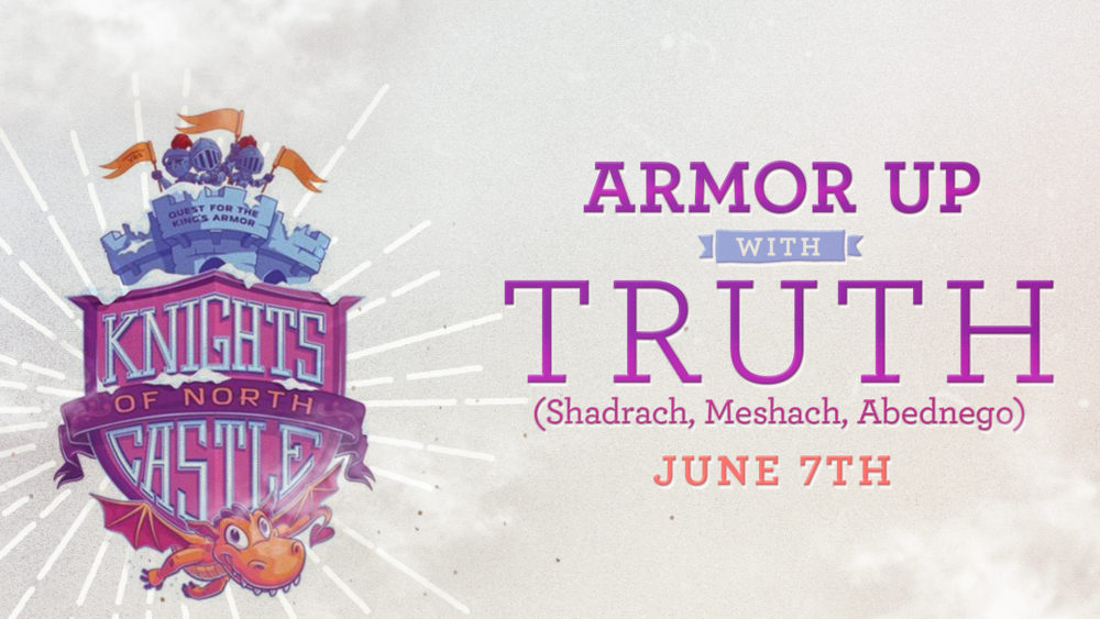 Armor Up with Truth Image