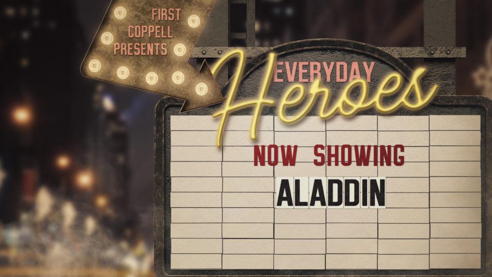 Everyday Heroes - Aladdin Image