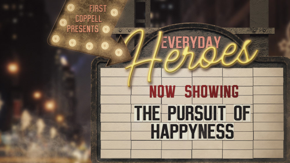 Everyday Heroes - The Pursuit of Happyness Image