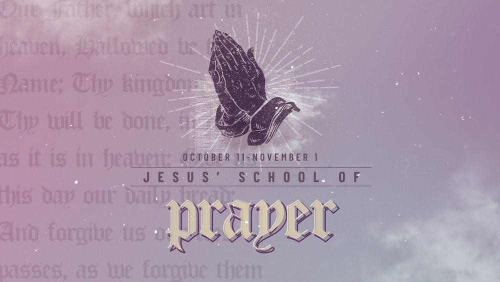 THE Lord's Prayer Image