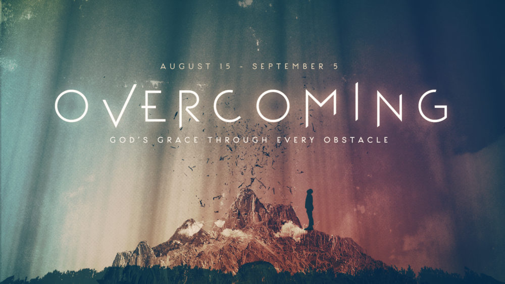 Overcoming Through Gratitude (Modern Worship) Image